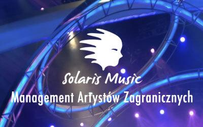 Solaris Music Management